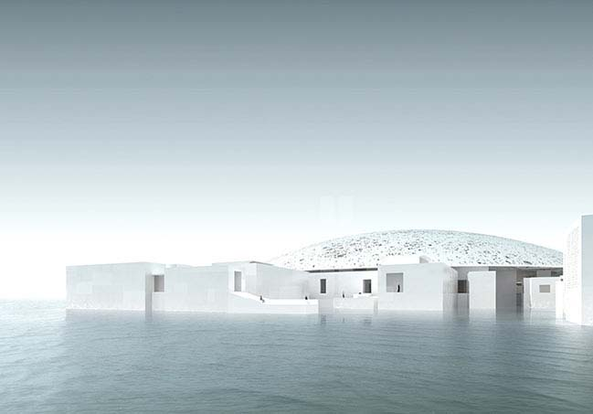 The Louvre Abu Dhabi Museum by Ateliers Jean Nouvel