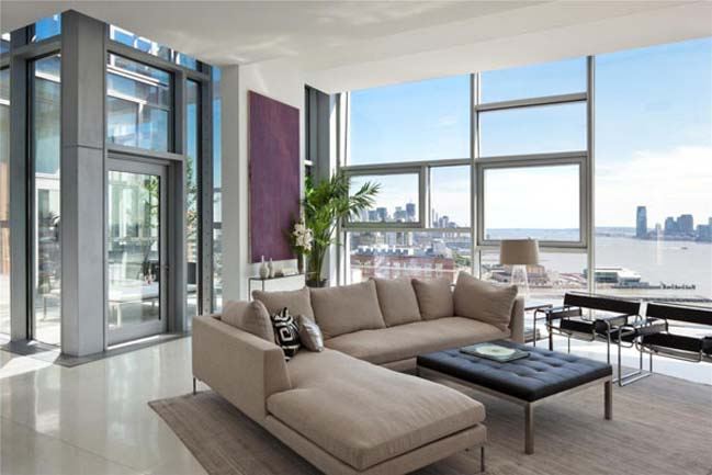 penthouse with 360 view in New York