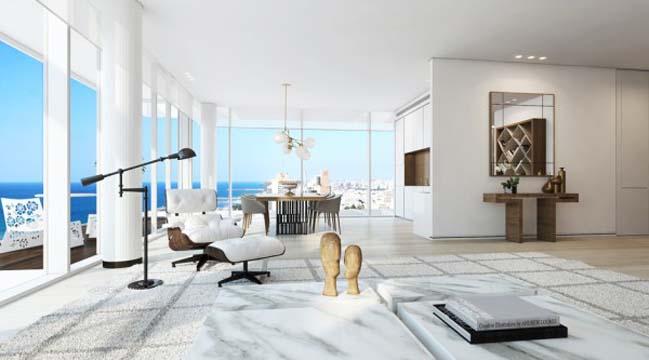 Elegance penthouse in Israel