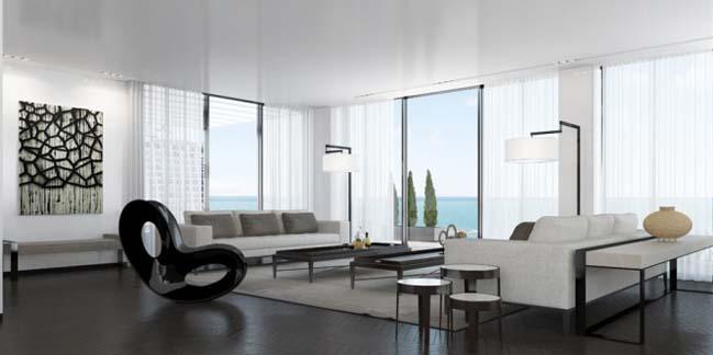 Enjoy modern penthouse with beautiful sea view