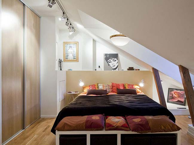40 designs make your bedroom more spacious