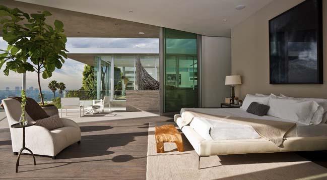DJ Avicii luxury villa