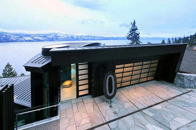 The Lake House in Nevada, USA