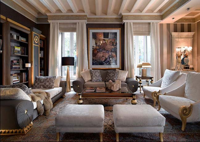 15 Luxury Living Room Designs Part 50
