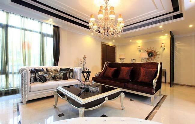 15 luxury living room designs