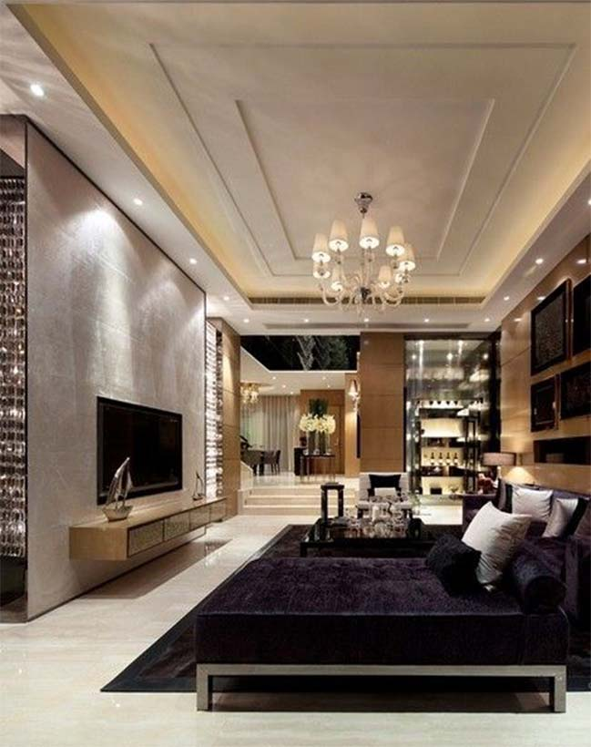 15 luxury living room designs Luxury design ideas