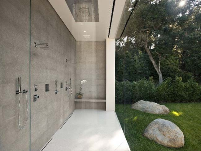 20 bathroom designs with waterfall shower