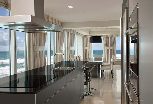 Penthouse with Armani and Fendi Casa Interior