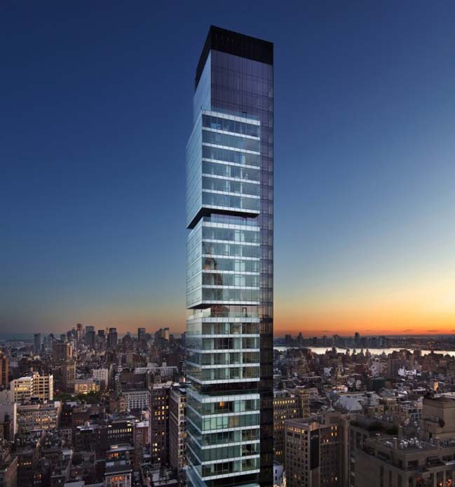 Luxury penthouse of Gisele Bundchen and Tom Brady
