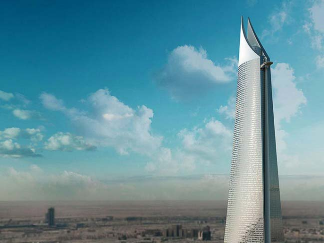 The tallest skycraper in Africa