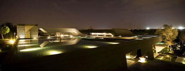 Luxury villa by A-Cero in Spain