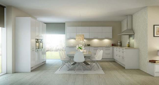 10 Elegant Modern Kitchen Designs