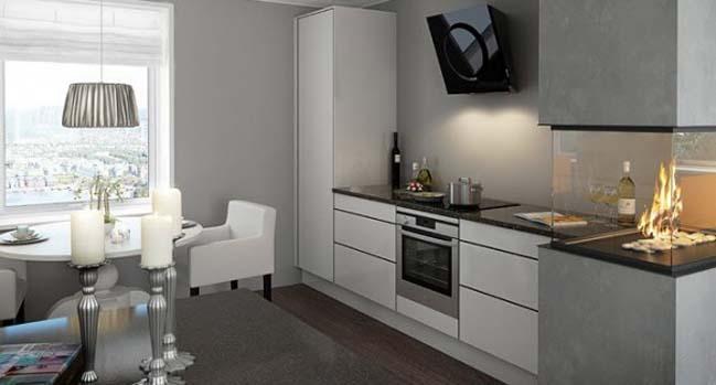 10 elegant modern kitchen designs