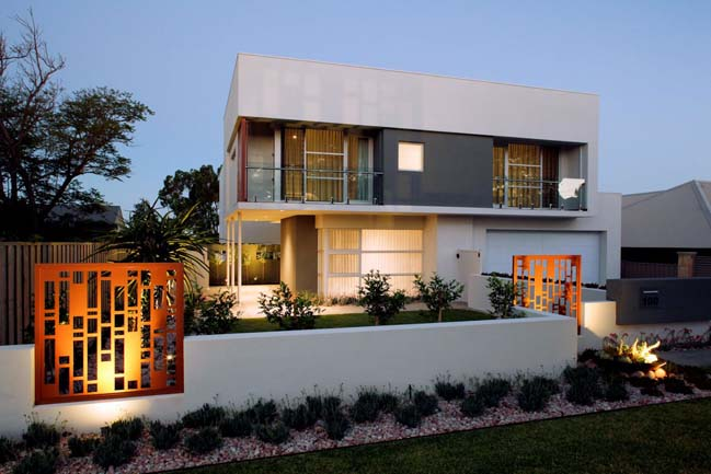 Contemporary Villa In Western Australia