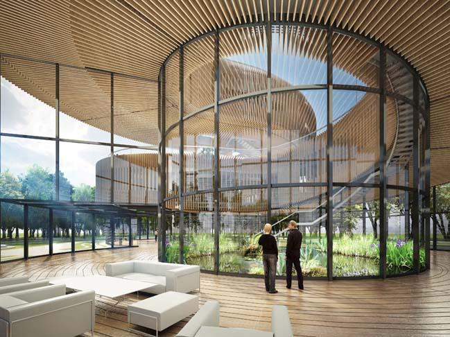 Flavours Orchard Futuristic Architecture By Vincent Callebaut