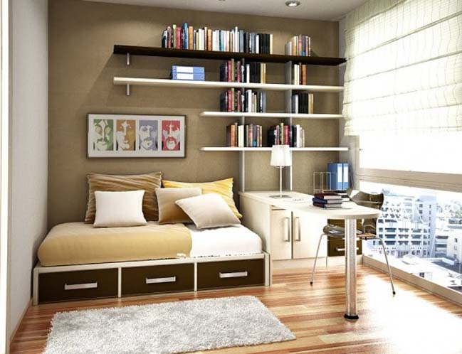 18 space saving designs for small bedrooms