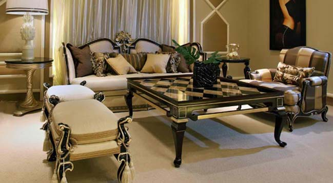 15 luxury classical living room designs