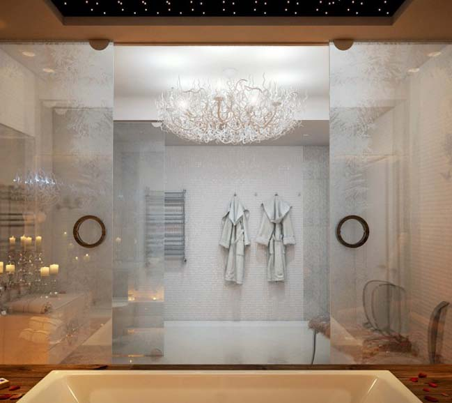 8 luxury bathroom designs