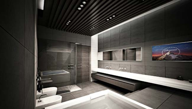 luxury bathroom 88DesignBox