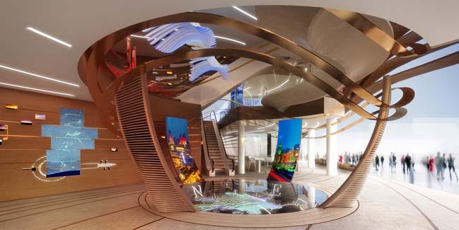 Azerbaijan pavilion at Expo Milan 2015