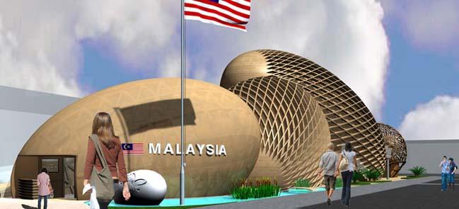Malaysia pavilion at Expo Milan 2015