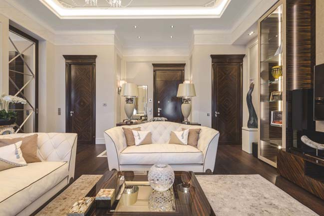 Exquisite apartment by NG Studio