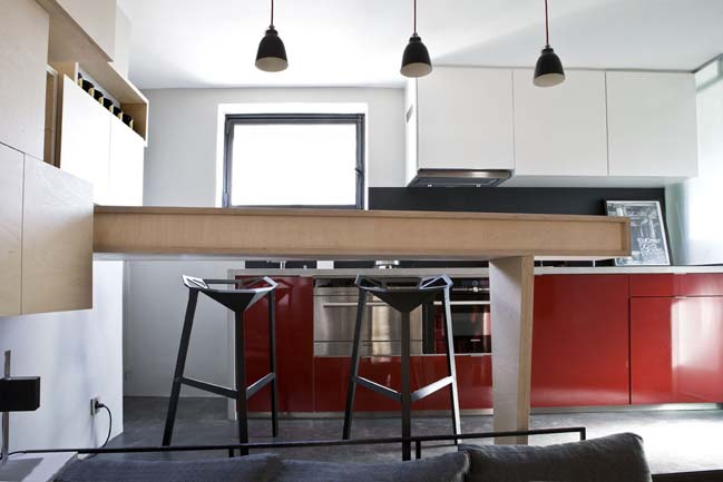 Take a look inside an apartment 16m2