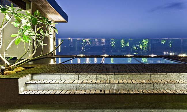 Stunning penthouse in Mumbai