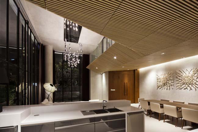 NQ House by Nha Dan Architect