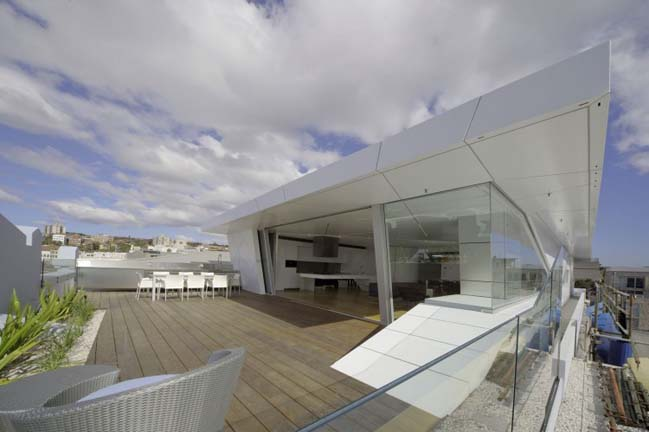 Rooftop Penthouse In Sydney Australia