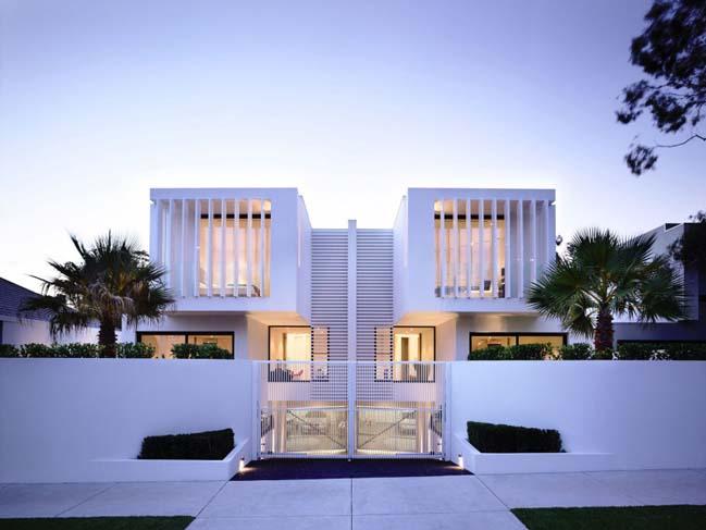 Laburnum Court by Martin Friedrich Architects