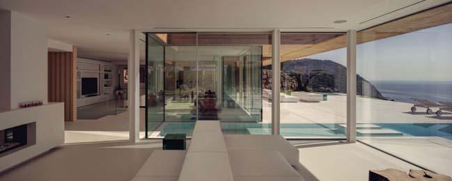 Casa en Aiguablava by MANO Arquitectura