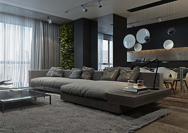 Pechersk apartment in Kiev