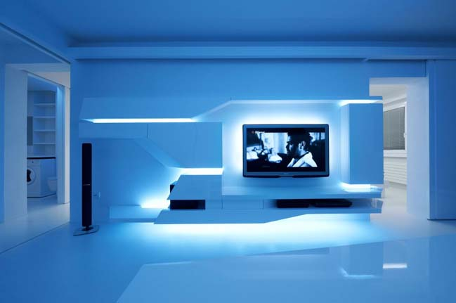 Captivating Futuristic Apartments Photos - Best idea home design .