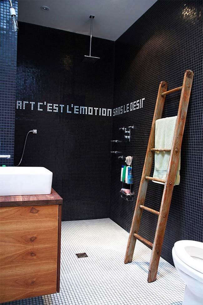 15 amazing black bathroom designs