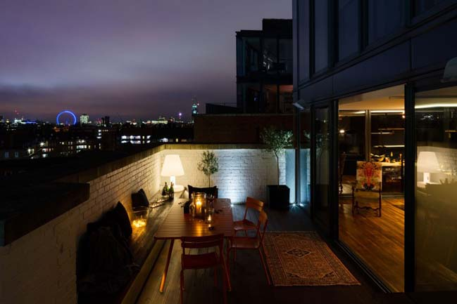 Night and Day penthouse in Bermondsey