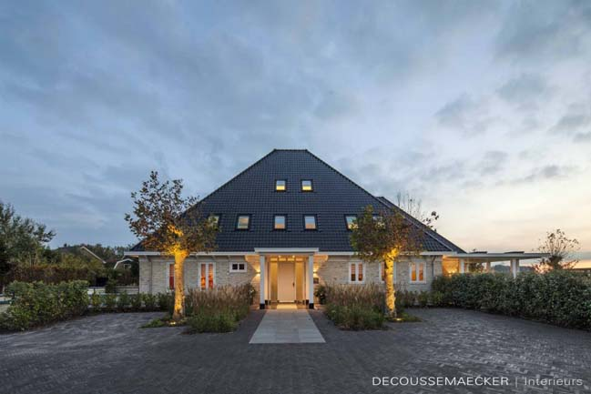 Dream house in North Holland