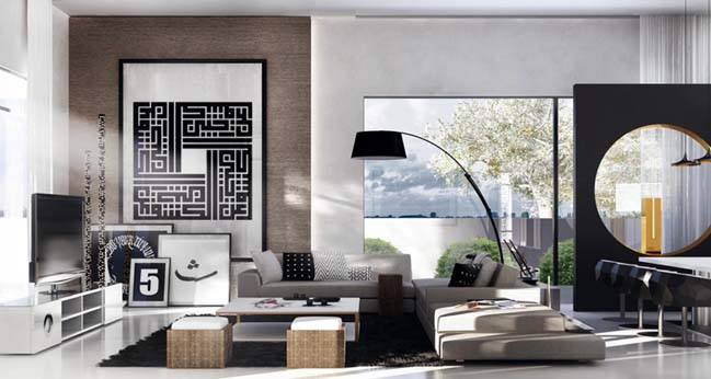 beautiful living room designs in modern style