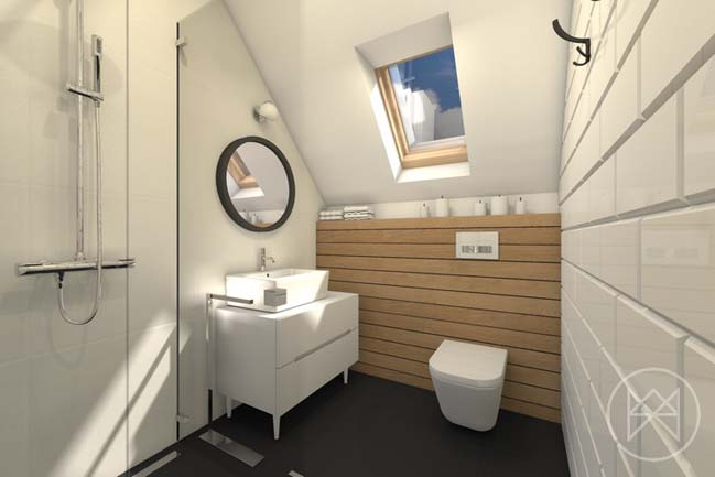 Bright small apartment 30sqm in Poland