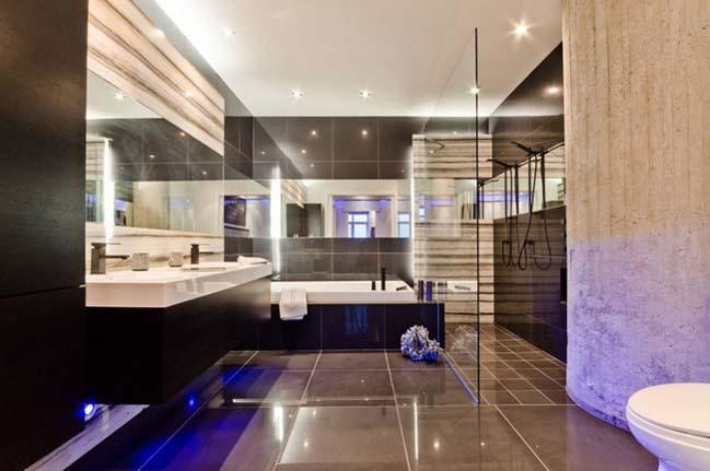 Vieux-Montréal loft by ActDesign