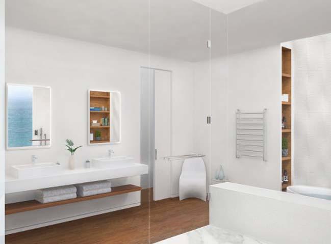 Saoli Chu: winner of North American Designer Bathroom Challenge