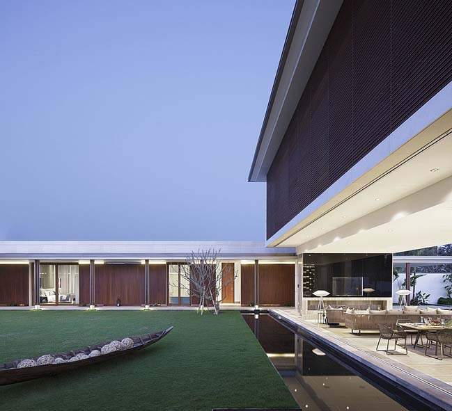 Chenglu villa by Gad