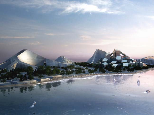 Zira Island Masterplan