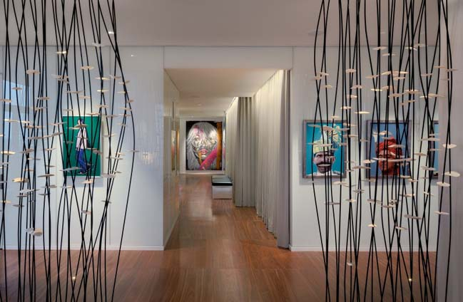 Yorkville penthouse ii by cecconi simone - Modern infill house cecconi simone ...