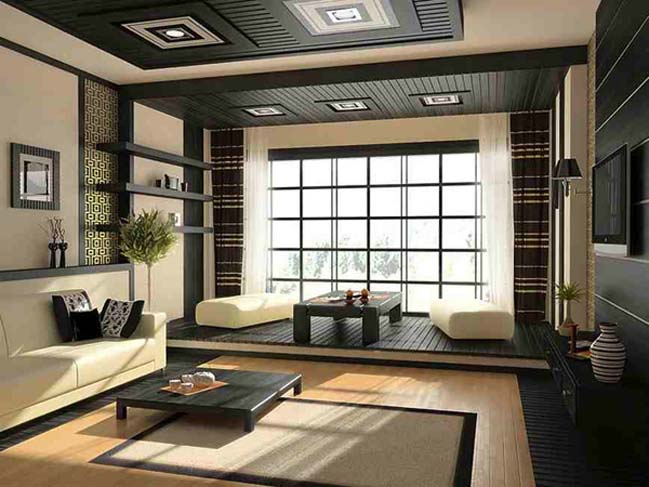 japanese apartment design luxury modern japanese living room ideas 88DesignBox