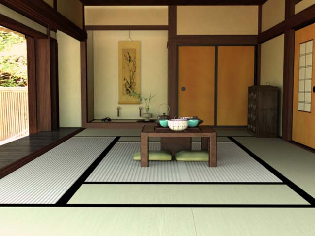 Japanese living room designs for Japanese living room ideas