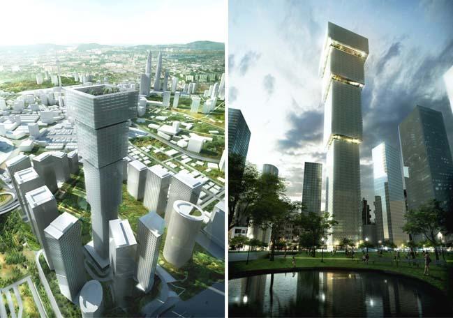 Kuala Lumpur Signature Tower