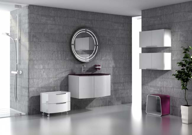 Batik Light perfect modular furniture for bathroom