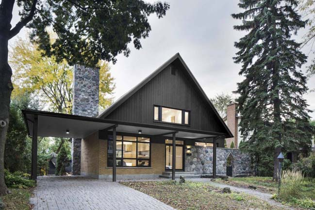 Closse Residence: Single family house in Canada