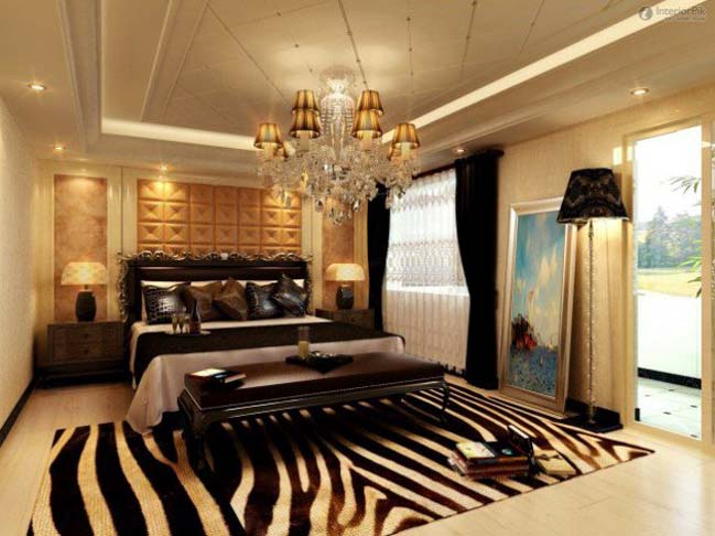 13 glamourous master bedrooms with classical style